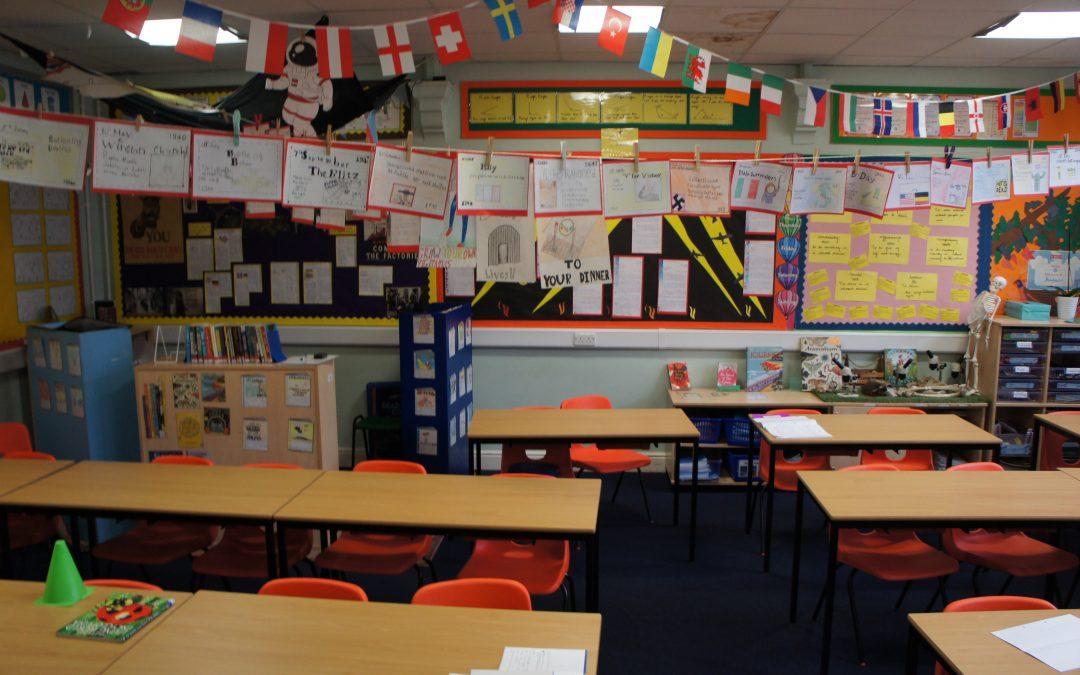 Primary School Classrooms